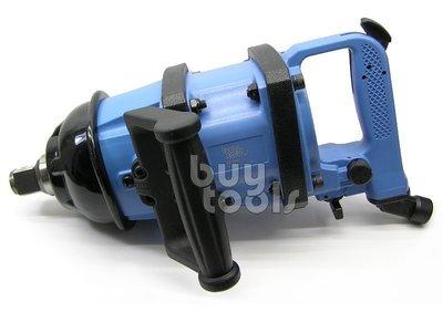 BuyTools-Air Wrench《專業級》強力型1吋氣動板手 氣動扳手 2900N-M扭力 輕量機型台灣製「含稅」