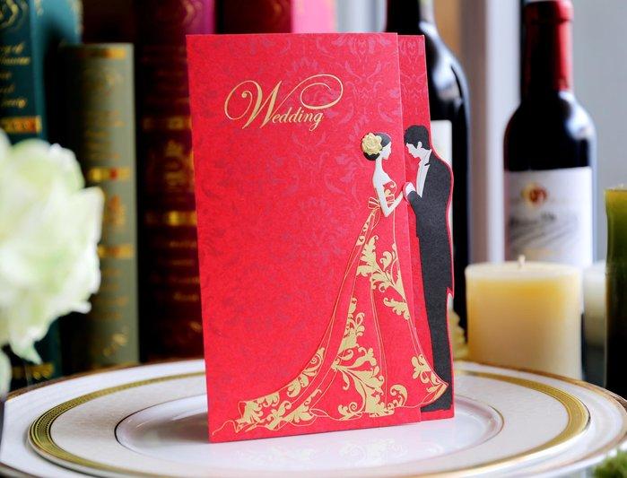 『潘朵菈精緻婚卡』影像設計喜帖 ♥ 古典雅緻17元喜帖系列 ♥ 喜帖編號:CP-15228