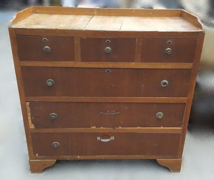 二手家具 宏品中古傢俱賣場 A20123檜木收納櫃* 角落櫃 藝品櫃 展示櫃 玻璃櫃 木櫃 2手傢俱拍賣