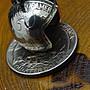 ao.circle 奢扣 美國 25分 美金 美式安全帽 哈雷安全帽 半罩安全帽 手工墜飾
