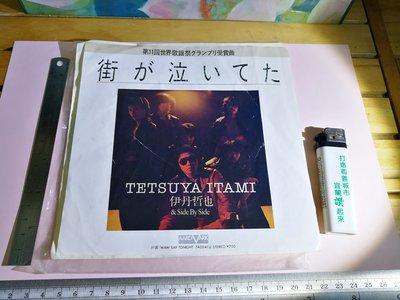 銘馨易拍重生網 107LP07 少見 早期 1980年  45RPM 日本 偶像男歌星 保存如圖 特價讓藏