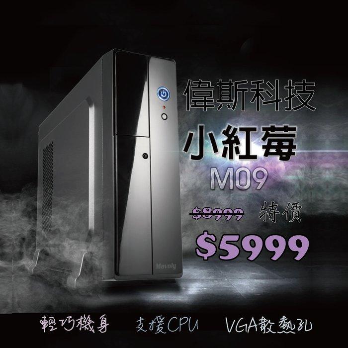 ☆偉斯電腦☆ Mavoly 松聖 小紅莓 M09