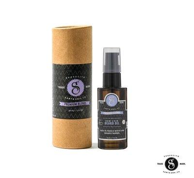 GOODFORIT / 加州Suavecito Rum Cask Beard Oil蘭姆酒桶鬍鬢保養油