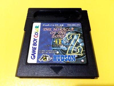 幸運小兔 GBC遊戲 GB 大貝獸物語 奇蹟地帶 2 彩色專用 GB卡帶 Game Boy GBA SP 主機適用 D6