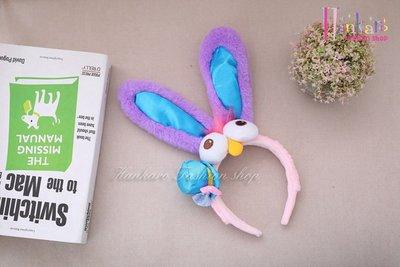 ☆[Hankaro]☆韓版新款派對可愛裝扮兔子耳朵髮箍