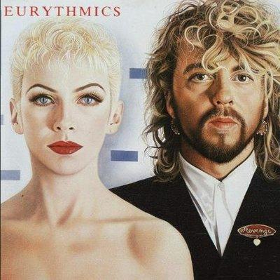 【黑膠唱片LP】甜蜜的復仇 Revenge / 舞韻合唱團 Eurythmics---19075811641