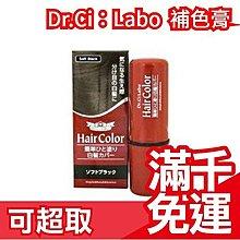 💓現貨💓日本製 Dr. Ci:Labo Hair Color輕巧美髮補色膏 植物性補色 白髮補染筆白髮剋星❤JP