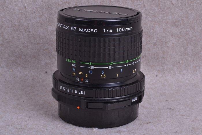 【品光攝影】PENTAX 67 SMC 100MM F4 MACRO 定焦鏡 FJ#61368