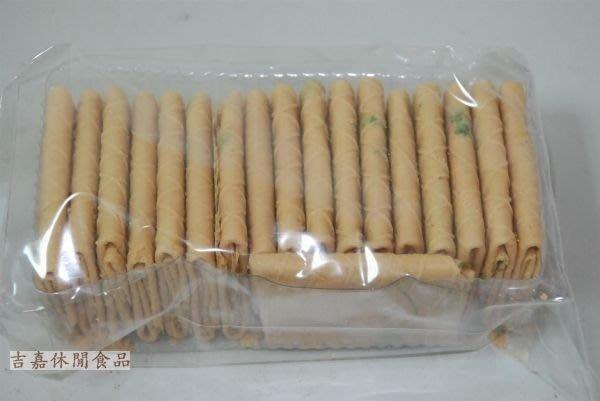 【吉嘉食品】香菜餅 1盒300公克[#1]{3140}