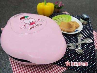 Hello Kitty造型蛋糕機鬆餅機OT-518