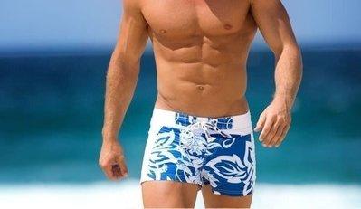 APPLE JUICY【ZX-64】MAN AWARE 舒適寬鬆運動型沙灘褲 M XL 號 買五再送一