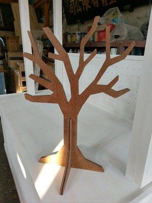 zakka糖果臘腸鄉村雜貨坊     木作類..Mawa 立體樹(居家佈景佈置電視櫃中島櫃台不雕花乾燥花櫥窗開店用品雕刻
