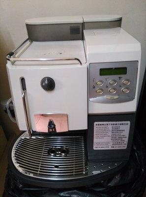 (提供到府試機及安裝教學)喜客 Saeco Royal Cappuccino 咖啡機 220V 中古 二手 自動抽牛奶