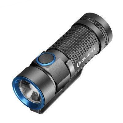 《宇捷》【A131套組】Olight S1 500流明強光 迷你小手電筒 尾磁 16340*1 CR123A