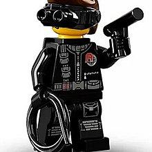 (bear)全新現貨 LEGO 樂高 71013 16代 人偶 minifigure 間諜