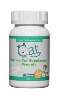 牛磺酸貓用心血管保健顆粒 Share1 Taurine Cat Supplement Granule/80g