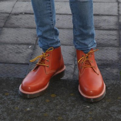 Dr.Martens  SPRINGER BREECH SERVO LUX 馬汀靴 UK7 US8 EU41