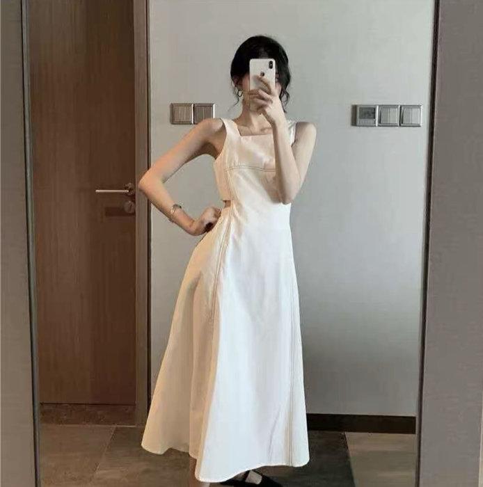 Papa darling 20fw 氣質簍空性感顯瘦洋裝