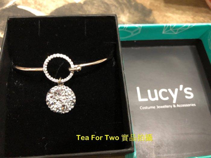 LUCY正品(現貨)- 超美圓形扣環手鍊