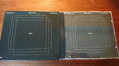 Michael Cain  Trio Circa  經典ecm cd爵士古典發燒錄音盤寂靜以外最美的聲音罕見絕版品版ECM1622
