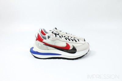 【IMPRESSION】sacai x Nike VaporWaffle – Royal Fuchsia 現貨