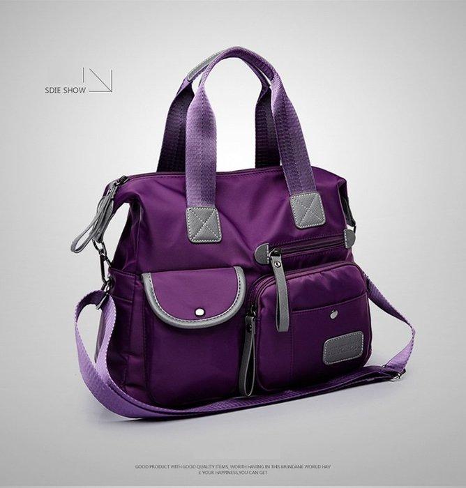 側背包 包包 單肩包 韓版肩背包 新款大容量女包 手提包 時尚休閒單肩旅行包女士手提斜跨大包