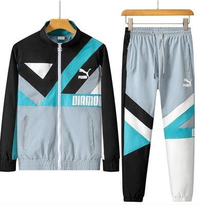 『Fashion❤House』新款運動套裝休閒PUMA運動套裝男女款情侶款運動外套運動長褲運動套裝