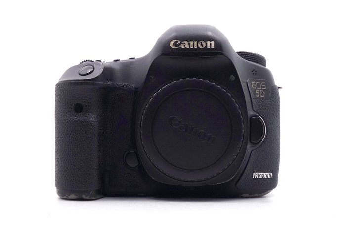 【台中青蘋果】Canon EOS 5D Mark III 5D3 單機身 二手 全片幅 單眼相機 #21571