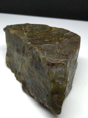 [礦鈺居]~花東玉石(花東原礦石)~東海岸~台灣玉石~(年糕凍玉)~465公克~山礦
