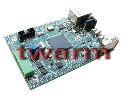 《德源科技》r)MiniLPC2388開發板 帶USB HOST功能 可HTTP upload 隨身碟/SD