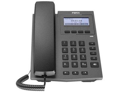 新款 Fanvil X1P VoIP網路電話機 HD SIP Phone 支持PoE SPA921 X3SP C58P