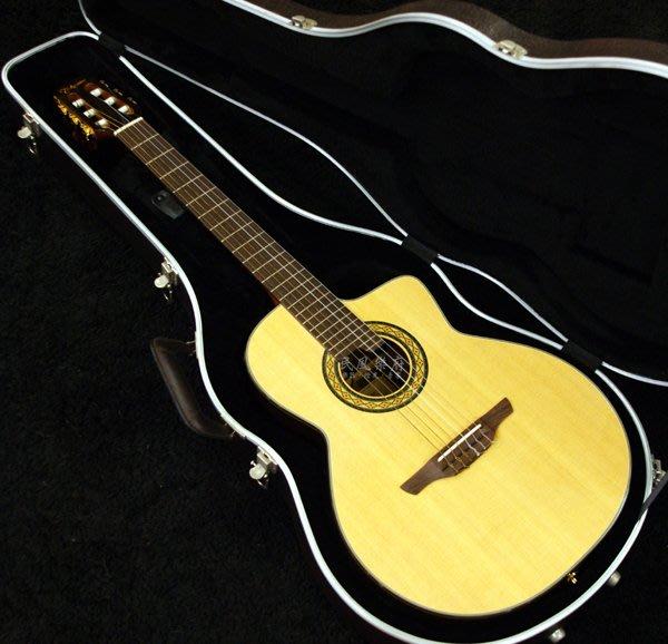 《民風樂府》日本廠 TAKAMINE TC135SC 真空管前級 雲杉單板 電木尼龍弦吉他 全新到貨 現貨在庫