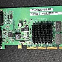 APPLE POWER Mac G4 Nvidia 32MB AGP 顯示卡