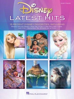 【599免運費】HL00286966迪士尼最新金曲選鋼琴譜(初級)Disney Latest Hits