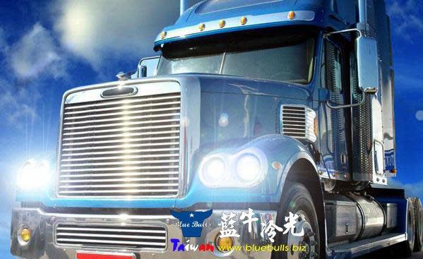 【藍牛冷光】24V 寬電壓 35W HID 大型車 貨車 貨卡 連結車 拖車 遊覽車 燈泡規格色溫齊全長效保固