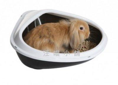 ☆汪喵小舖2店☆ 美國 SAVIC 超大小動物便盆 // 適合大兔子、寵貂