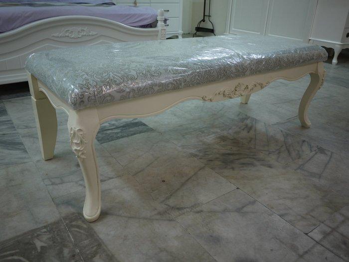 【布拉格歐風傢俱】床尾椅/休閒椅