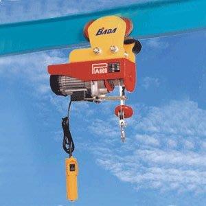 1FUJEN 電動吊車600KG/吊車/小金剛/鋼索式單相220V/絞盤/天車/另有400KG到1000公斤