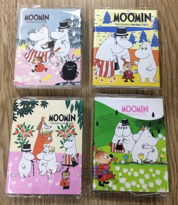 小螃蟹❤文雜:嚕嚕米moomin便利本~4月新品