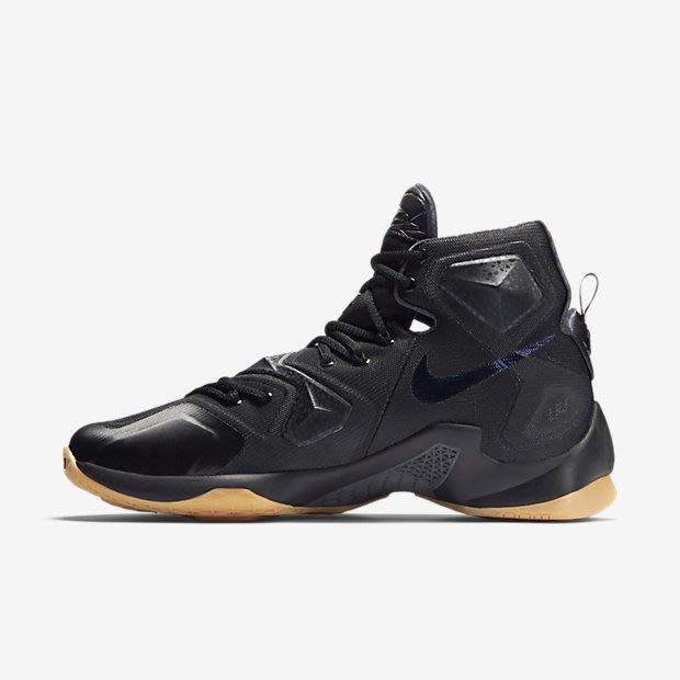 【紐約范特西】現貨 Nike LeBron XIII  Black Lion 黑色  807219001 sz9