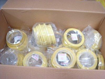 【全冠】138pCS/2000元(1捲14.4元).一次出售.黃色耐熱膠帶.防焊膠帶 130度c~《B12395》