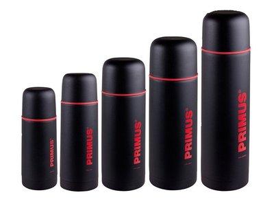 【大山野營】瑞典 Primus 732382 1.0L 超輕雙層真空保溫水壺 不鏽鋼保溫瓶 保溫壺 熱水瓶