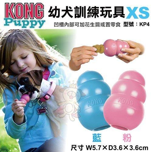 =白喵小舖=美國KONG《Puppy 幼犬訓練玩具》XS號(KP4)