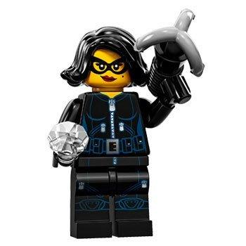 LEGO 樂高 15代人偶包 單售15號寶石女賊 全新 71011 minifigures seaeon 15 十五代