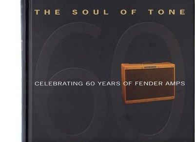 [ 反拍樂器 ] Fender 60 慶祝周年音箱冊,全彩