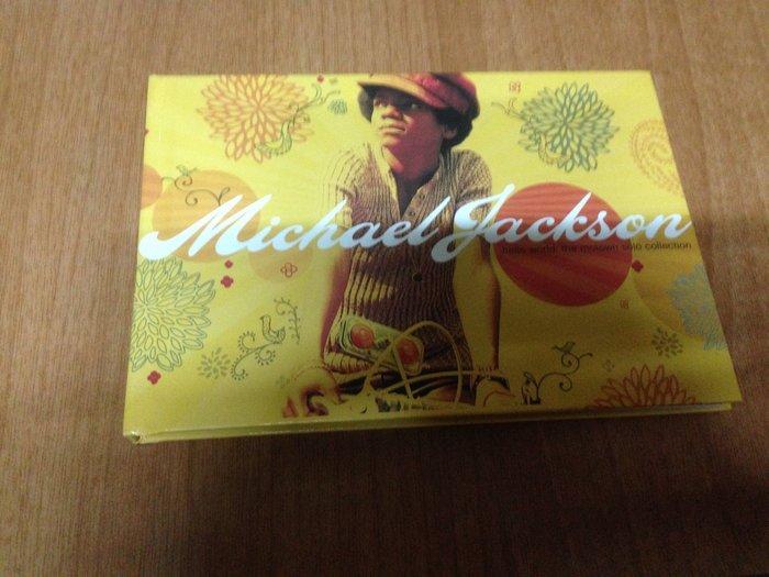 (絶版) MICHAEL JACKSON 經典紀念冊 (3CD) 麥可傑克森