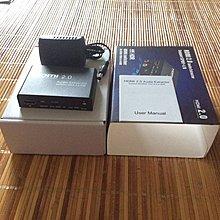 HDMI 2.0 Audio Extractor音訊分離器 (HDMI有向下支援1.x)
