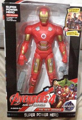全新 Avengers4鋼鐵人