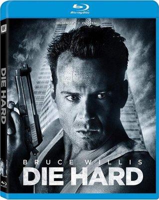 BD 全新美版【終極警探】【Die Hard】Blu-ray 藍光