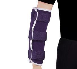 感統家族_15cm支撐架(Gaiter)副木支架 綁腿手腳固定用/多種尺寸(15cm長,單支)CP腦麻自閉中風術後